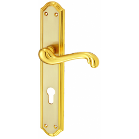 Iranzo Lever Handle  Lever Handle - 6038A G/N