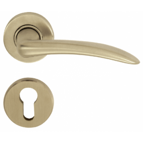 Lever Handle - BV 684 S/S