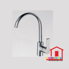 Poppy Series - Pillar Sink Tap – CM7005