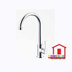 Poppy Series - Pillar Sink Tap – CM7652