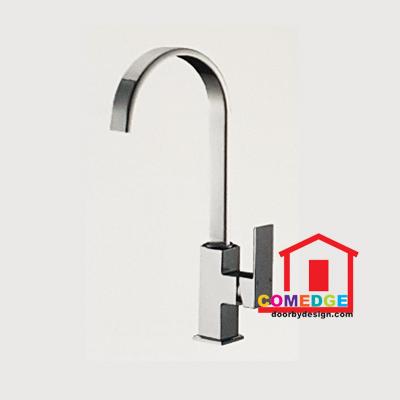Hilton Series - Round Spout Pillar Sink Tap – CM25-52C-HS