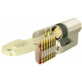 Tesa - Tesa Security Cylinder T80 - Cylinder Lock