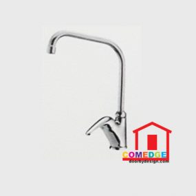 Italia Series - Square Spout Pillar Sink Tap – CM56011CSS