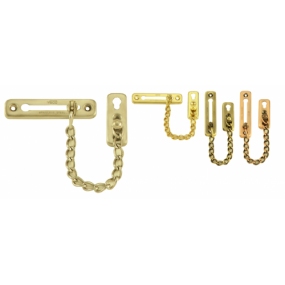 Veco - Stainless Steel Door Chain - CS1000 - Door Hardware