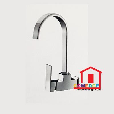 Hilton Series - Round Spout Wall Sink Tap – CM25-51-HS