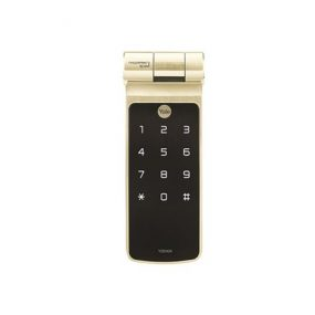 Intelligent Biometric Tubular Deadbolt – YDD 424