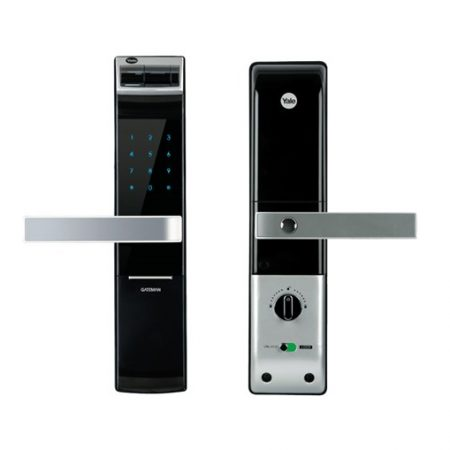 YDM 4109 - Intelligent Biometric Fingerprint Digital Door Lock