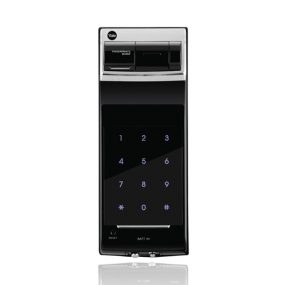 Intelligent Biometric Digital Rim lock – YDR 4110