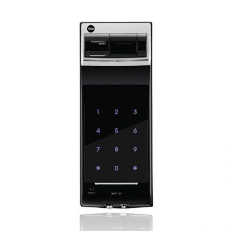 Intelligent Biometric Digital Rim lock – YDR 4110