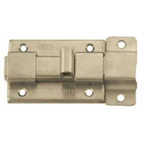 Veco - Stainless Steel Toilet Bolt - DL35 - Door Hardware