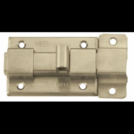 Veco - Stainless Steel Toilet Bolt - DL35 - Door Hardware