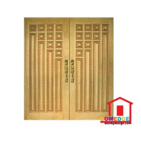 Double Panel Decorative Door - Double Panel Decorative Door – CT-IDA 1
