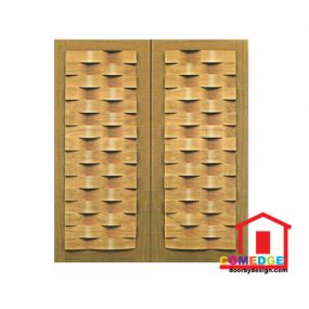 Double Panel Decorative Door - Double Panel Decorative Door – CT-IDA 88A