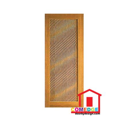 Engraving Solid Panel Door - CT-IDD 56 - Engraving Solid Panel Door
