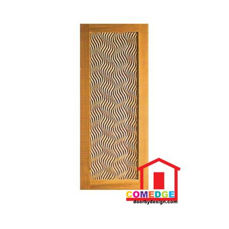 Engraving Solid Panel Door - CT-IDD 57 - Engraving Solid Panel Door