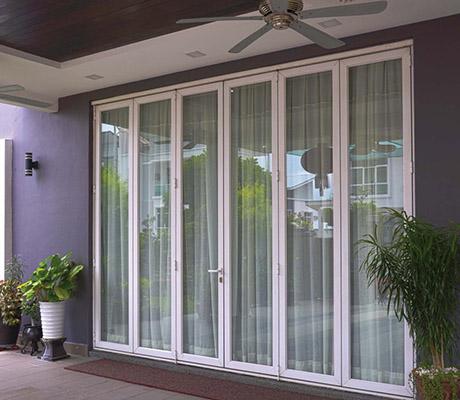 Folding Door | Malaysia Folding Door Supplier | Folding Door ...