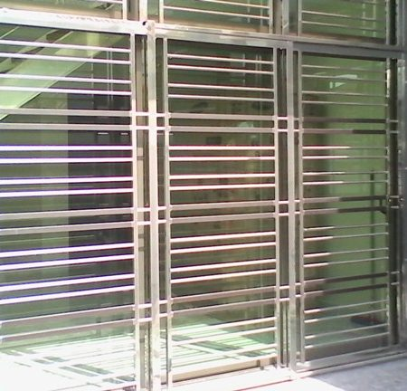 Steel Work / Grill Gate 05
