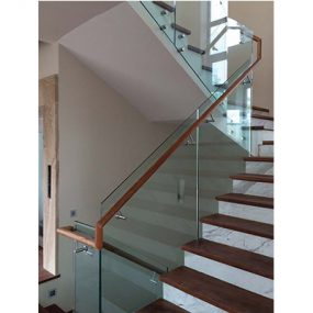 Staircase Railing & Glass 03