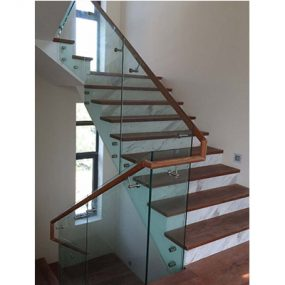 Staircase Railing & Glass 04