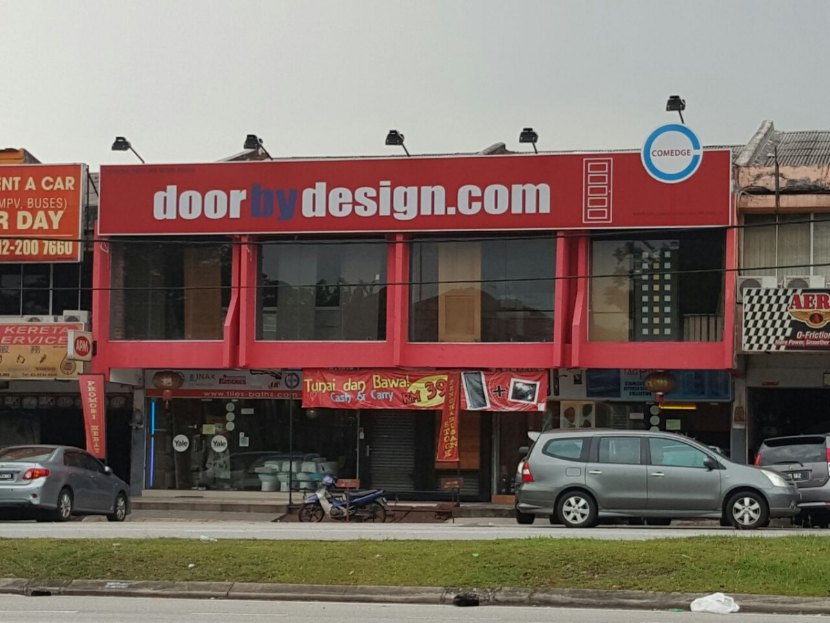 Pembekal Pintu Securiti Pembekal Pintu Kayu Di Subang
